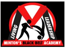 Minton's ATA Black Belt Academy Logo