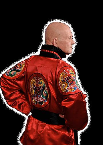Chief Master Phil Minton Minton's ATA Black Belt Leadership Academy