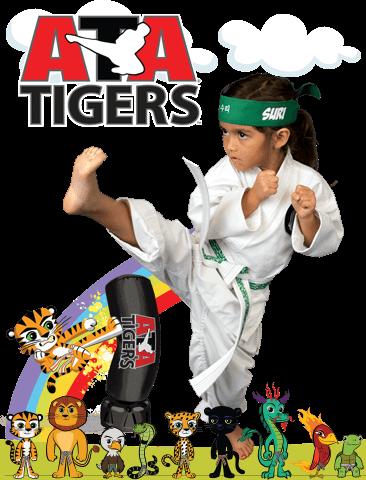 ATA Martial Arts Minton's ATA Black Belt Leadership Academy - ATA Tigers